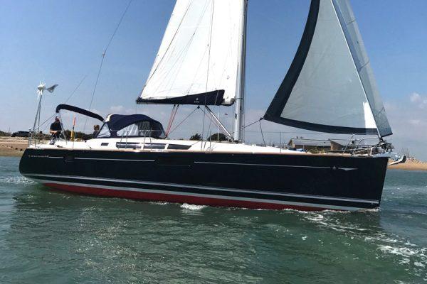 WhiteStorm Charter Fleet Yacht-Hurricane--Jeaneau-Sun-Odyseyy-44i